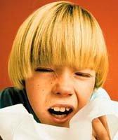 El estrés familiar podría provocar alergias en los niños