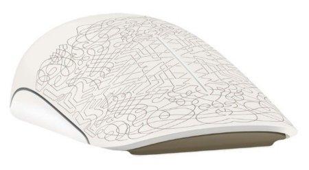 Touch Mouse Artist Edition, el periférico más seductor de la oficina