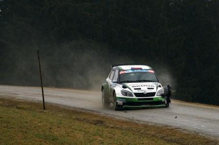 Las mejores imágenes del Jänner Rallye