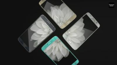 Así ha sido la evolución del buque insignia de Samsung