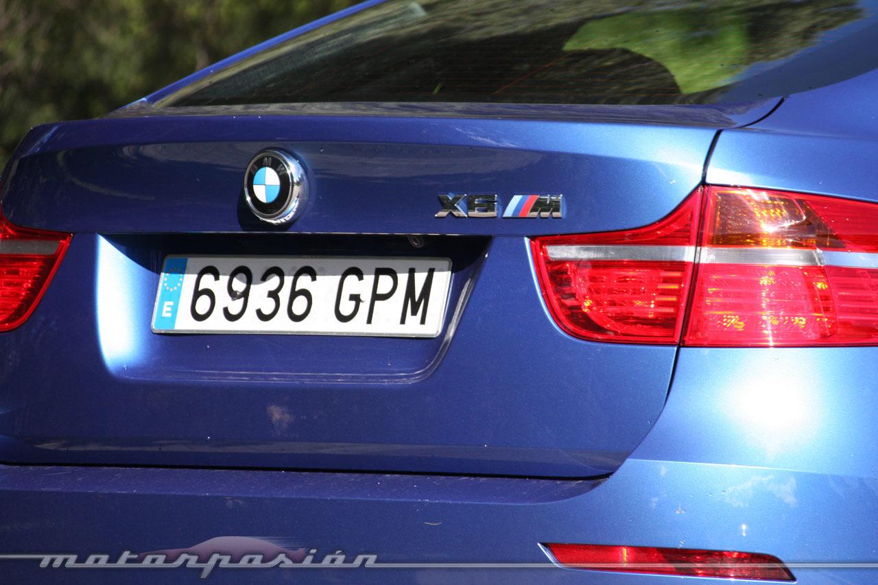 Foto de BMW X6 M (prueba) (10/41)
