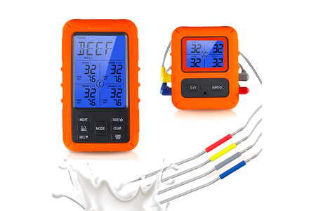 Termometro Doble