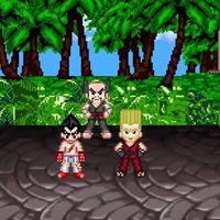 Tekken resume la trama de sus tres primeras entregas con esta retrospectiva de cuatro minutos