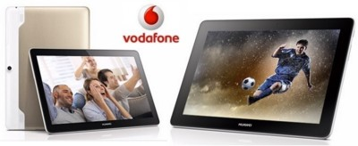 Precios Huawei MediaPad 10 Link+ 4G con Vodafone