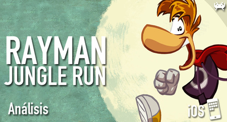 'Rayman Jungle Run' para iOS: análisis