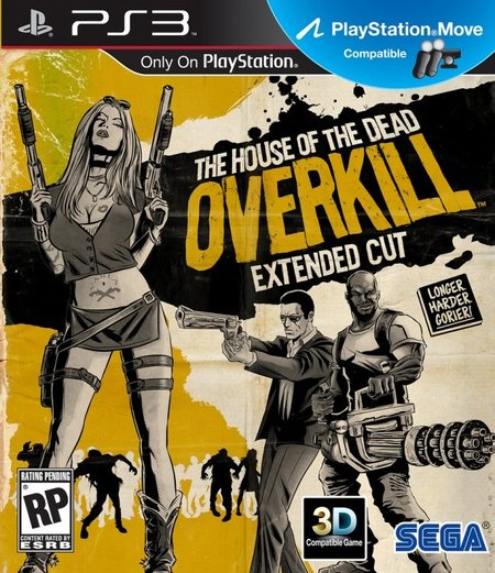 The House of the Dead: Overkill – Extended Cut