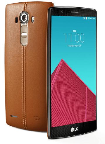 LG G4: presumiendo de cámara, pantalla y acabado de cuero