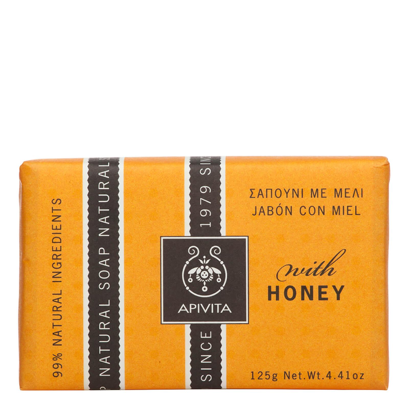 APIVITA Natural Soap - Honey