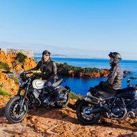 Saluda a las nuevas Ducati Scrambler 1100 Pro y Sport Pro: énfasis retro para los mismos 86 CV