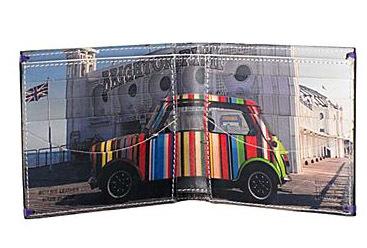 oportunidad nada Brújula  Las carteras más coloridas de Paul Smith