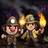 Spelunky y Spelunky 2 se preparan para su lanzamiento en Nintendo Switch a finales de agosto