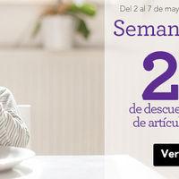 Semana del bebé en Toys 'r us: 20 euros de regalo en 25 productos hasta el 7 de mayo. Además el envío es gratis