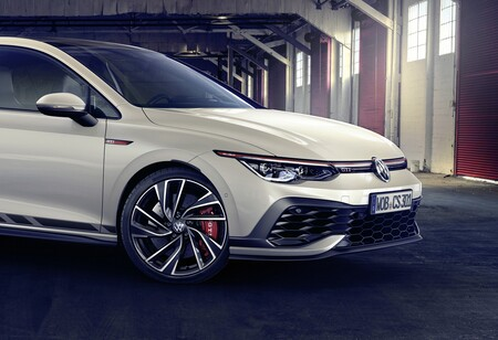 Volkswagen Golf Gti Clubsport 2021 1