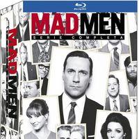La serie completa Mad Men, en Blu-ray, por 68,24 euros y envío gratis