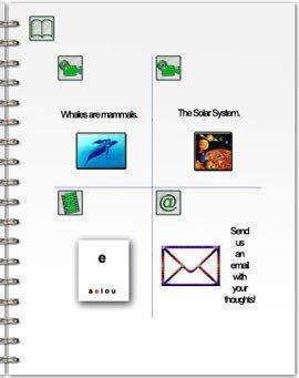TouchBook, libros que abren páginas web