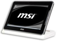 MSI tendrá en el mercado dos tablets Windows 7 y una Honeycomb el 1 de junio