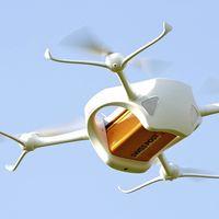 Dos accidentes de los drones mensajeros de Swiss Post provocan la supensión de esas pruebas