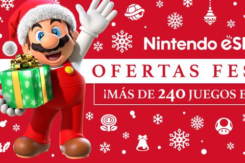 Nintendo celebra la Navidad con descuentos y estas son las mejores ofertas de Switch, Wii U y Nintendo 3DS