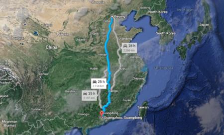 """Un empresario se monta su propia """"China Electric Road"""""""