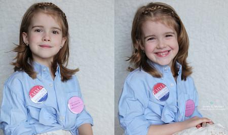 Emma como candidata a la presidencia