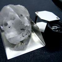Se encuentra uno de los diamantes de mayor calidad de la historia