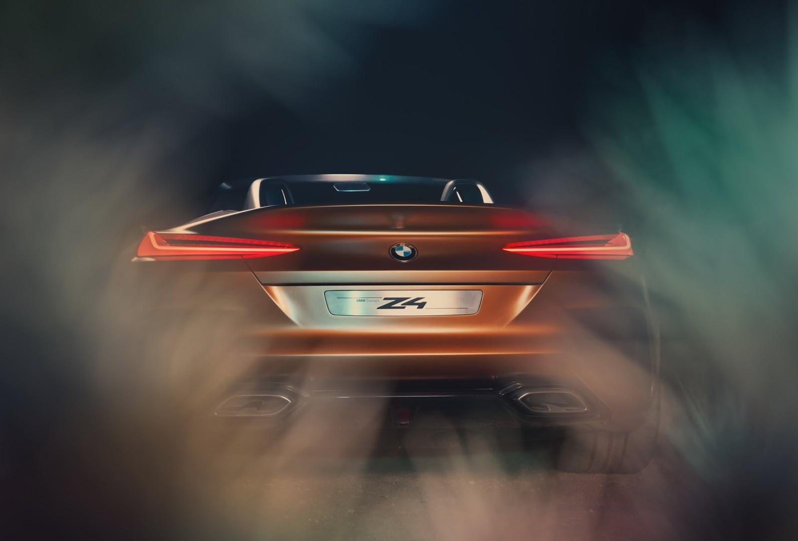 Foto de BMW Z4 Concept (11/19)