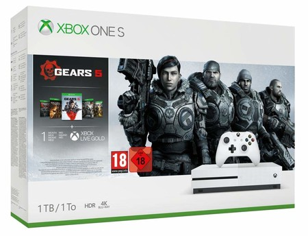 Xbox Gears 5