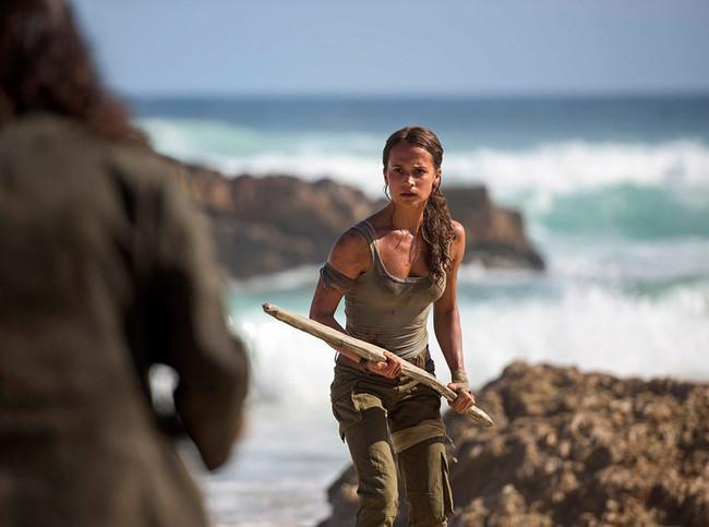 Tomb Raider Primeras Fotos Oficiales 1