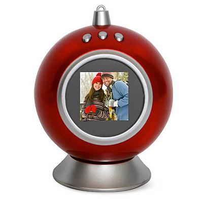 Decoración navideña: la bola digital