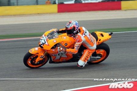 GP de Aragón 2011: La nueva decoración de los pilotos Repsol