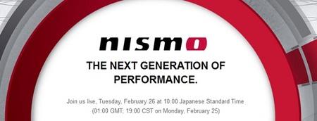 Anuncio de Nissan el martes, ¿qué será, qué será?