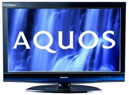 Los televisores ecológicos Sharp Aquos llegan a España