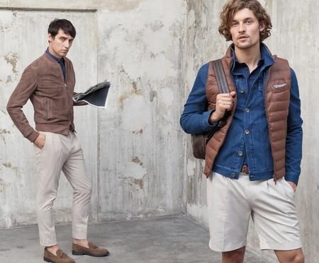 Brunello Cucinelli Primavera Verano 2015 Trendencias Hombre