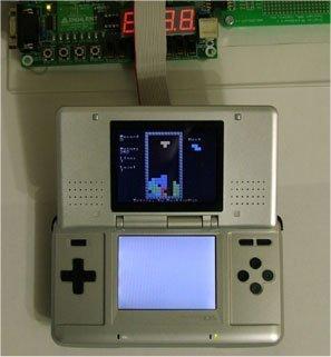 Primer juego de Nintendo DS hecho en casa