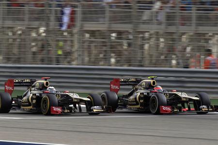 Lotus espera mantener el nivel en las próximas carreras