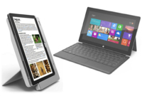 Microsoft Surface y los tablets Windows 8 ya están aquí