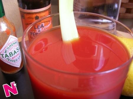 Bloody Mary. Recetas de cócteles