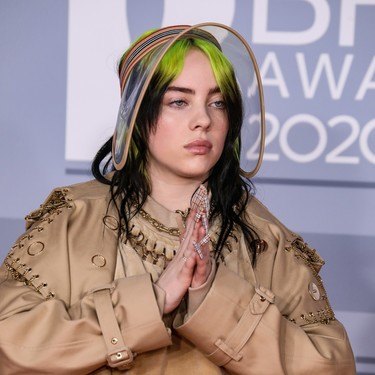 Los Brit Awards 2020 nos dejan manicuras de lo más locas en la alfombra roja