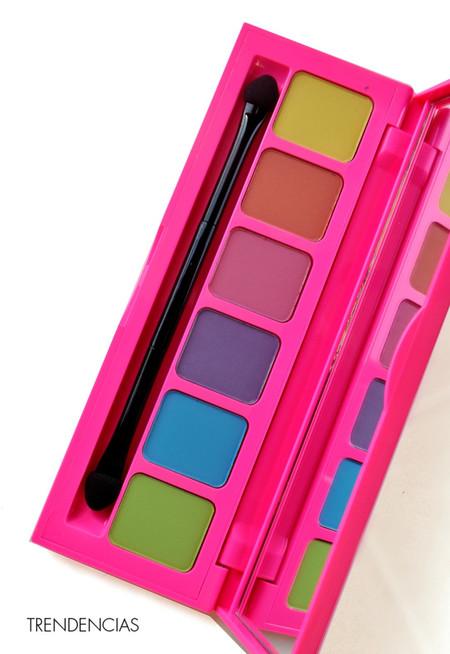 Active Fluo Eyeshadow Palette Kiko Opinion