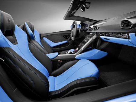 Lamborghini Huracain Spyder Lp 610 4 Interior