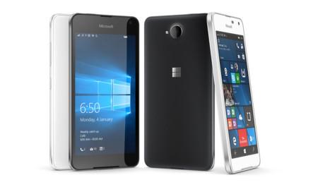 Microsoft Lumia 650, el gama media-baja con cuerpo metálico y Windows 10 llega a México