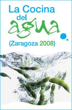 La Cocina del Agua. Zaragoza 2006-2008, segunda edición
