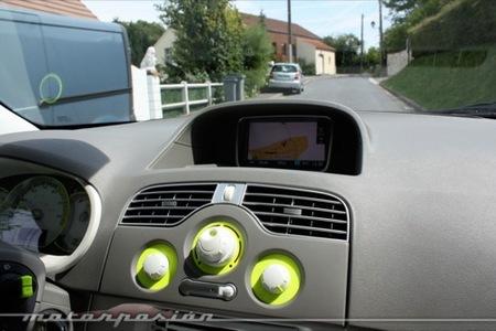 Renault Be Bop Z.E. Concept prueba