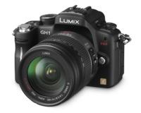 Panasonic Lumix GH1 en Europa