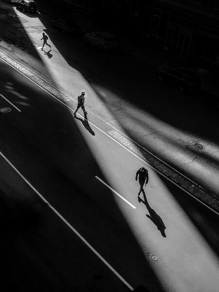 Jeff Larason Stuart Street Boston Streetphotography Iphone7 Usa