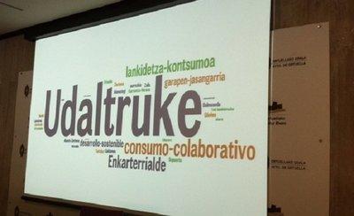 'Udaltruke' intercambia bienes entre ayuntamientos