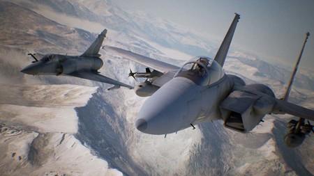 Aparece un video con el modo de realidad virtual para Ace Combat 7