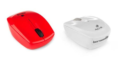 NGS Bernoulli, ratones sencillos para portátil