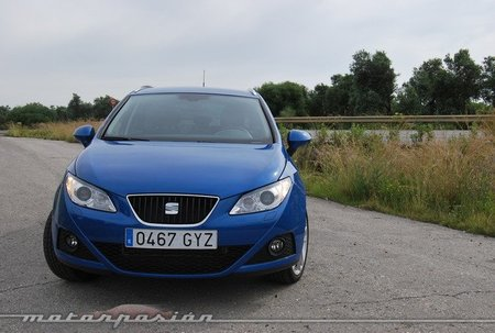 SEAT Ibiza ST 1.2 TSI