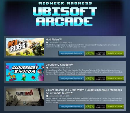 Ubisoft Arcade
